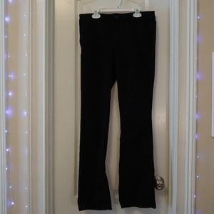 Mossimo Black Mid-rise Bootcut Jeans